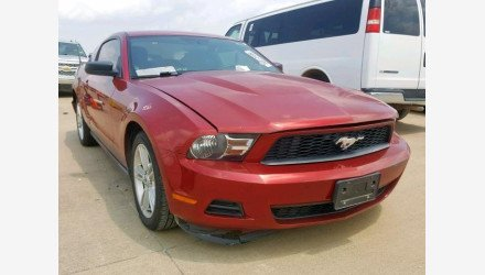 2010 Ford Mustang Coupe for sale 101209795