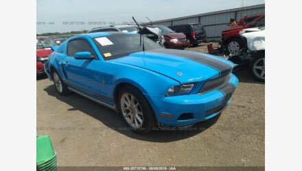 2010 Ford Mustang Coupe for sale 101218247