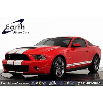 2010 Ford Mustang Shelby GT500 Coupe for sale 101222943