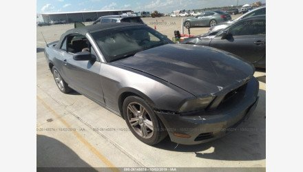 2010 Ford Mustang Convertible for sale 101223303