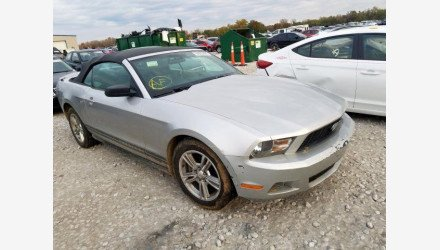 2010 Ford Mustang Convertible for sale 101240606
