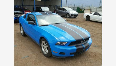 2010 Ford Mustang Coupe for sale 101241014