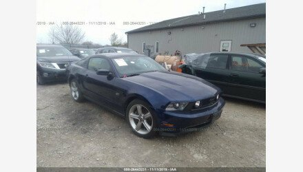 2010 Ford Mustang GT Coupe for sale 101241243