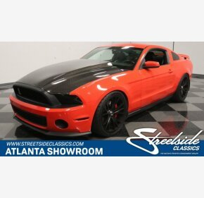 2010 Ford Mustang Shelby GT500 Coupe for sale 101281805