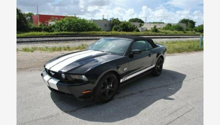 2010 Ford Mustang GT Convertible for sale 101286691