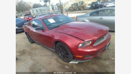 2010 Ford Mustang Coupe for sale 101297846