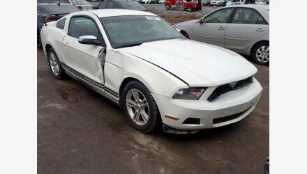 2010 Ford Mustang Coupe for sale 101304294
