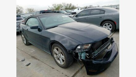 2010 Ford Mustang Convertible for sale 101307602