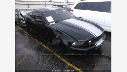 2010 Ford Mustang GT Coupe for sale 101308289