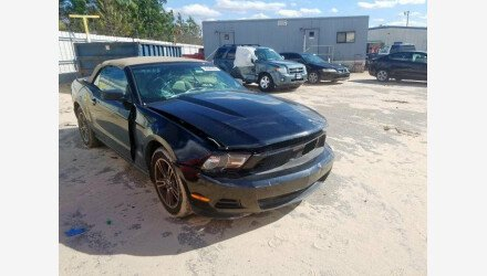 2010 Ford Mustang Convertible for sale 101309434