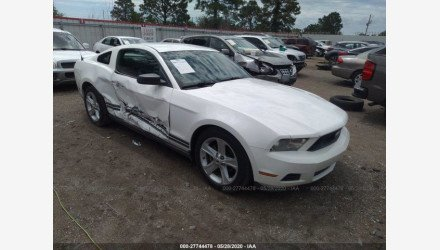 2010 Ford Mustang Coupe for sale 101347166