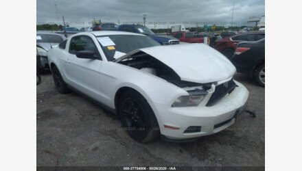 2010 Ford Mustang Coupe for sale 101349483