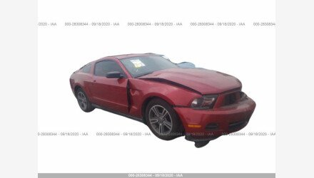 2010 Ford Mustang Coupe for sale 101436220