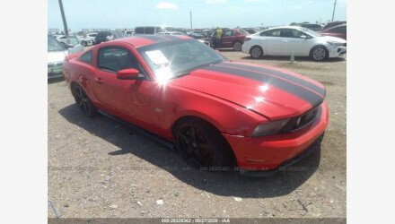 2010 Ford Mustang GT Coupe for sale 101438108
