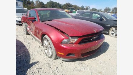 2010 Ford Mustang Coupe for sale 101439786