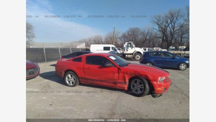 2010 Ford Mustang Coupe for sale 101458368
