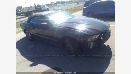2010 Ford Mustang Convertible for sale 101458374