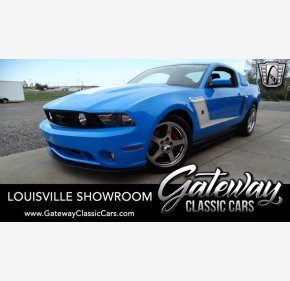 2010 Ford Mustang for sale 101461489