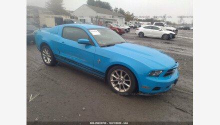2010 Ford Mustang Coupe for sale 101464548