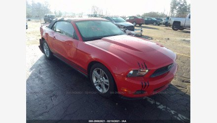 2010 Ford Mustang Convertible for sale 101488543