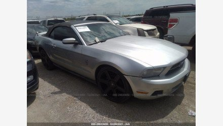 2010 Ford Mustang Convertible for sale 101489934