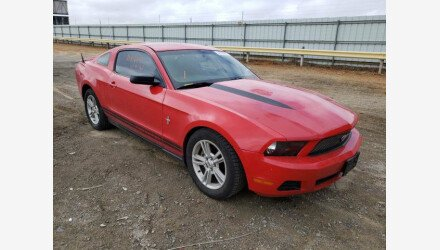 2010 Ford Mustang Coupe for sale 101501364