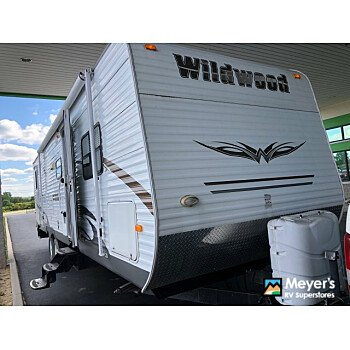 2010 Forest River Wildwood for sale 300200370