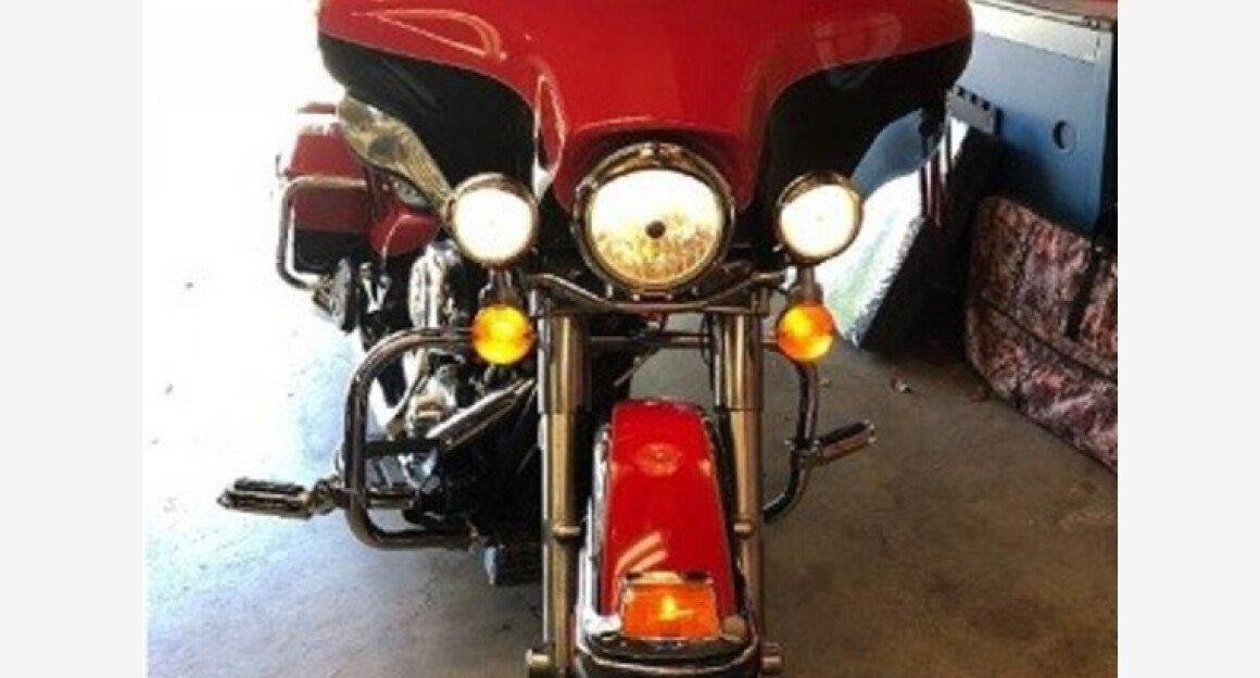 2010 Harley-Davidson CVO for sale 200610212
