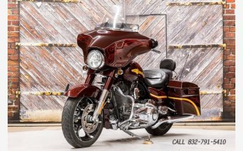 2010 Harley-Davidson CVO for sale 200641043