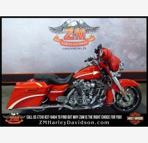 2010 Harley-Davidson CVO for sale 200625934