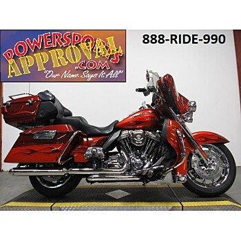 2010 Harley-Davidson CVO for sale 200797221
