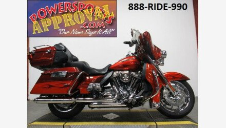 2010 Harley-Davidson CVO for sale 200797221