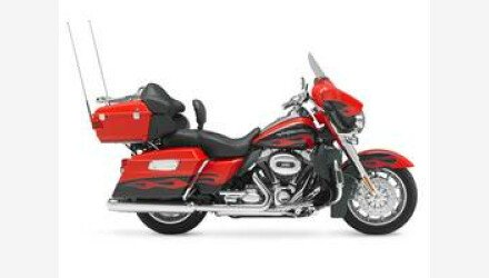 2010 Harley-Davidson CVO for sale 200812723