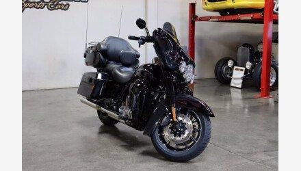 2010 Harley-Davidson CVO for sale 200993582
