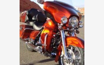 2010 Harley-Davidson CVO for sale 201028266