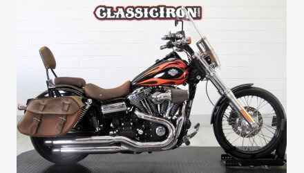 2010 Harley-Davidson Dyna for sale 200638269