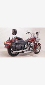 2010 Harley-Davidson Softail Heritage Classic for sale 200700220