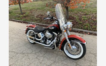 2010 Harley-Davidson Softail Deluxe for sale 200701168