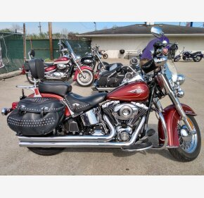2010 Harley-Davidson Softail Heritage Classic for sale 200910127