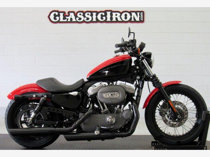 2010 Harley-Davidson Sportster for sale 201116371