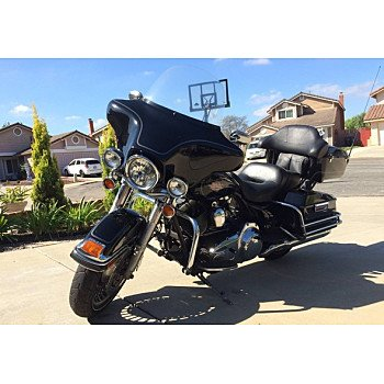 2010 Harley-Davidson Touring for sale 200518836