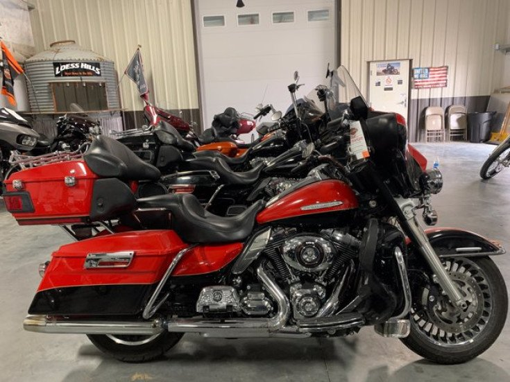 2010 Harley-Davidson Touring Ultra Limited for sale 201070031