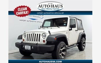 2010 Jeep Wrangler 4WD Sport for sale 101084328