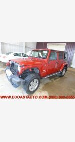 2010 Jeep Wrangler 4WD Unlimited Sahara for sale 100982806