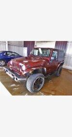 2010 Jeep Wrangler 4WD Sahara for sale 100982849