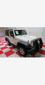 2010 Jeep Wrangler 4WD Sport for sale 101100029