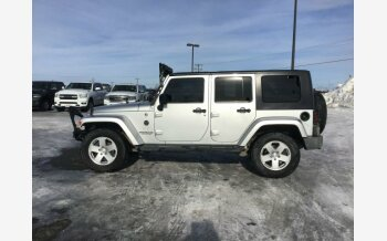 2010 Jeep Wrangler 4WD Unlimited Sahara for sale 101109470