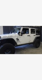 2010 Jeep Wrangler 4WD Unlimited Rubicon for sale 101143039