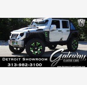 2010 Jeep Wrangler 4WD Unlimited Sahara for sale 101202740