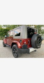2010 Jeep Wrangler 4WD Unlimited Sahara for sale 101204132